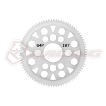 64 Pitch Spur Gear 107T Ver.2