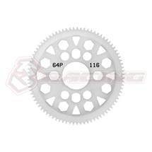 64 Pitch Spur Gear 116T Ver.2