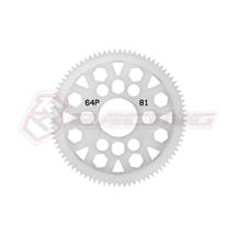 64 Pitch Spur Gear 81T