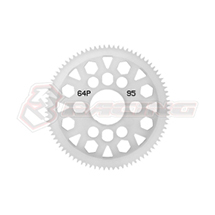 64 Pitch Spur Gear 95T Ver.2