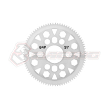 64 Pitch Spur Gear 97T Ver.2