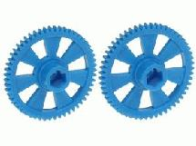 3Racing Nylon Spur Gear Set for RC18