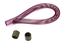 Coiled Nitro Engine Fuel Line Protector 6in.