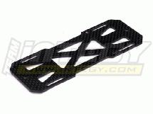 Graphite Upper Deck for Axial AX10 Scorpion