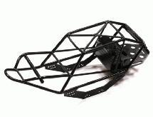 2.2 Steel Roll Cage Tube Frame Chassis for Axial SCX-10 CF-100, Dingo & Honcho