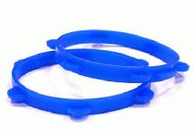 Tire Gluing Pressure Ring (2) for 1/8 Size