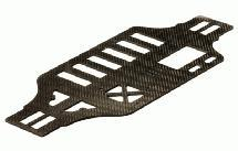Carbon Fiber Main Chassis Plate for 1/10 Size 4WD Touring Car C23475