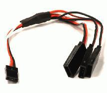 V2 Length 230mm Y-Type 1-to-3 Wire Harness for RX Plug