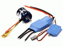 840W Outrunner+ESC 3D Power System for T-Rex 450 3000Kv Type