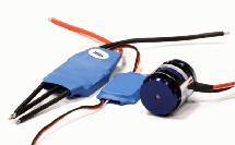 840W Outrunner+ESC 3D Power System for T-Rex 450 3500Kv Type