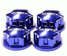 Billet Machined 17mm Hex Wheel Nut for Most 1/8 Buggy, Truggy, SC & Mon.Truck