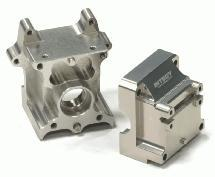 Billet Machined Differential Case (1) for HPI 1/8 D8, Apache SC & C1 Flux
