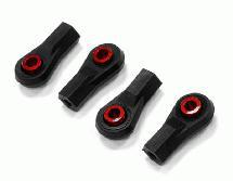 M3 Size Short Ball Ends for Axial & Traxxas Style 3mm Tie Rod Ends & Ball Links
