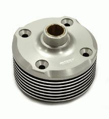 Billet Machined Heatsink Differential Outer Case for Losi 5ive-T