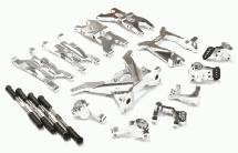 Billet Machined Suspension Conversion Kit for Team Associated RC10B4.2 FT