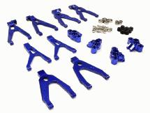 Billet Machined Alloy Conversion Kit for 1/16 Traxxas E-Revo & Summit