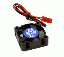 30x30x10mm High Speed Cooling Fan w/ JST 2P Plug for 6.0-to-9.6VDC Input
