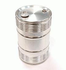 Realistic Billet Machined 1/10 Scale 30 Gallon Drum / Container / Barrel