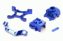 Billet Machined Front Gearbox & Shock Tower for Traxxas 1/10 Telluride 4X4