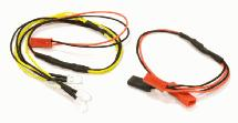 LED Light 3pcs w/ Extended Wire Harness to Receiver
