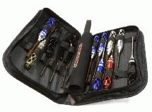 14pcs Competition Tool Set w/ Carrying Bag for 1/10 Touring Car