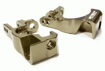 Billet Machined Caster Blocks for Traxxas 1/10 Slash 4X4 & Rustler 4X4