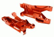 Billet Machined Front Suspension Arms for Twin Hammers 1.9 Rock Racer