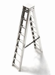 Realistic Scale Step Ladders for Rock Crawlers (Ladders Height = 6 inch)