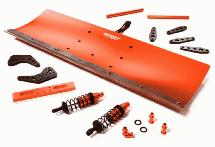 Alloy Machined Snowplow Kit for Axial 1/8 Yeti XL Rock Racer Buggy
