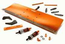 Alloy Machined Snowplow Kit for Traxxas 1/10 Scale Summit 4WD