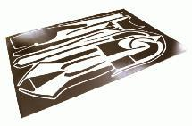 Scratch Resistance Sticker Set Decal for Traxxas 6507 TQi 2.4GHz 4CH Controller