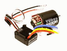 Scale Off-Road Edition Waterproof WP-1060 ESC & 19T Drive Motor 540 Size