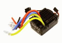WP-860 Brushed Electronic Speed Controller 60A ESC for Dual Motor 1/10 Crawler