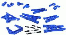 Billet Machined Alloy Suspension Kit for Traxxas 1/10 Bigfoot 2WD Monster Truck