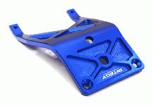Billet Machined Alloy Front Skid Plate for Traxxas 1/10 Bigfoot 2WD Truck