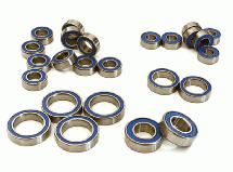 Low Friction Blue Rubber Sealed Bearings (25) Set for Traxxas E-Maxx Brushless