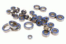 Low Friction Blue Rubber Sealed Bearings (33) Set for Traxxas 1/10 E-Revo(-2017)