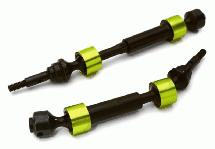 Dual Joint Telescopic Front Drive Shafts for TRX 1/10 Stampede 4X4 & Slash 4x4