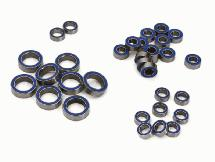 Complete Rubber Seal Bearing Set (33) for Traxxas 1/16 E-Revo, Slash, Summit
