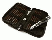 Race Edition 13-Piece Competition Tool Set w/ Carrying Bag