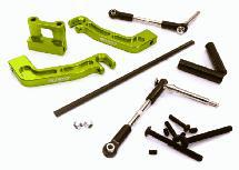 Front Sway Bar Anti-Roll Bar Set for Traxxas X-Maxx 4X4