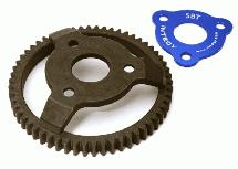 Billet Machined 58T Spur Gear for Traxxas 1/10 Bigfoot 2WD Monster Truck