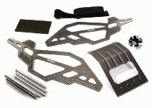 Billet Machined Chassis Kit for 1/10 Scale Rock Crawler (Axial AX10 Compatible)