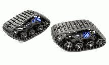 T3 Snowmobile & Sandmobile Kit for 1/10 T-Maxx 4907, 4908, etc., req. T4123