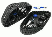 T3 Rear Snowmobile & Sandmobile Conversion for Traxxas X-Maxx 4X4
