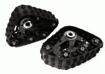 T3 Snowmobile & Sandmobile Rear Conversion for Axial 1/10 SCX-10 Scale Crawler