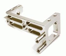 Billet Machined Servo Mount for Tamiya 1/10 TA07 PRO