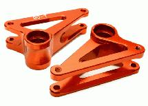 Billet Machined Alloy 90T PRO2 Front Rocker Arms for 1/10 E-Revo 2.0