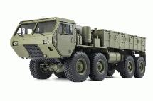 HG-P801 1/12 8X8 Military Truck ARTR w/ 2.4GHz Remote, Sound & Light Upgrades