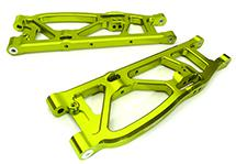 Billet Machined Rear Lower Suspension Arm for Arrma 1/8 Kraton 6S BLX